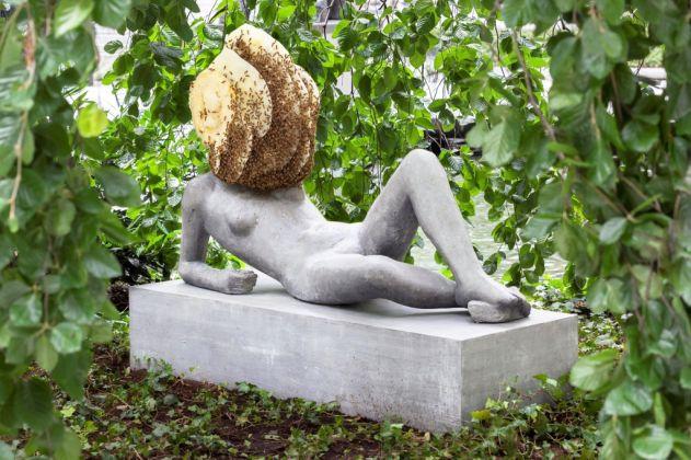 Pierre Huyghe, Untilled (Liegender Frauenakt), 2012, courtesy MoMA, New York