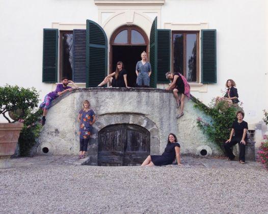 Radical Intention, Decompression Gathering Summer Camp, 2016, Villa Corniolo, Borgo San Lorenzo. Courtesy Maria Pecchioli
