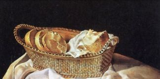 Salvador Dalí, Cestino di pane, 1926 – Foundation Dalí, Figueres