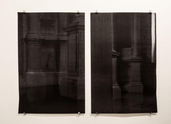 Silvia Cappellari, Origine: la Misericordia, 2016, 100ma Collettiva Giovani Artisti, Fondazione Bevilacqua La Masa, Venezia, photo Giorgio Bombieri