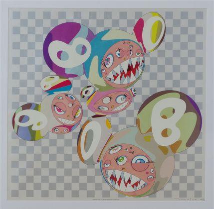 Takashi Murakami - Para-Kiti-DOB