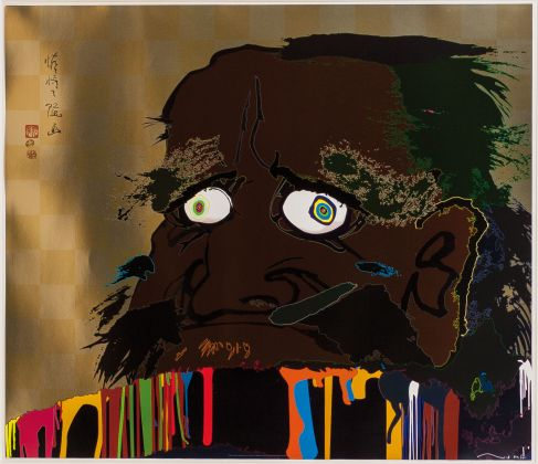 Takashi Murakami - That-I-may-time-transcend-that-a-universe-my-heart-may-unfold