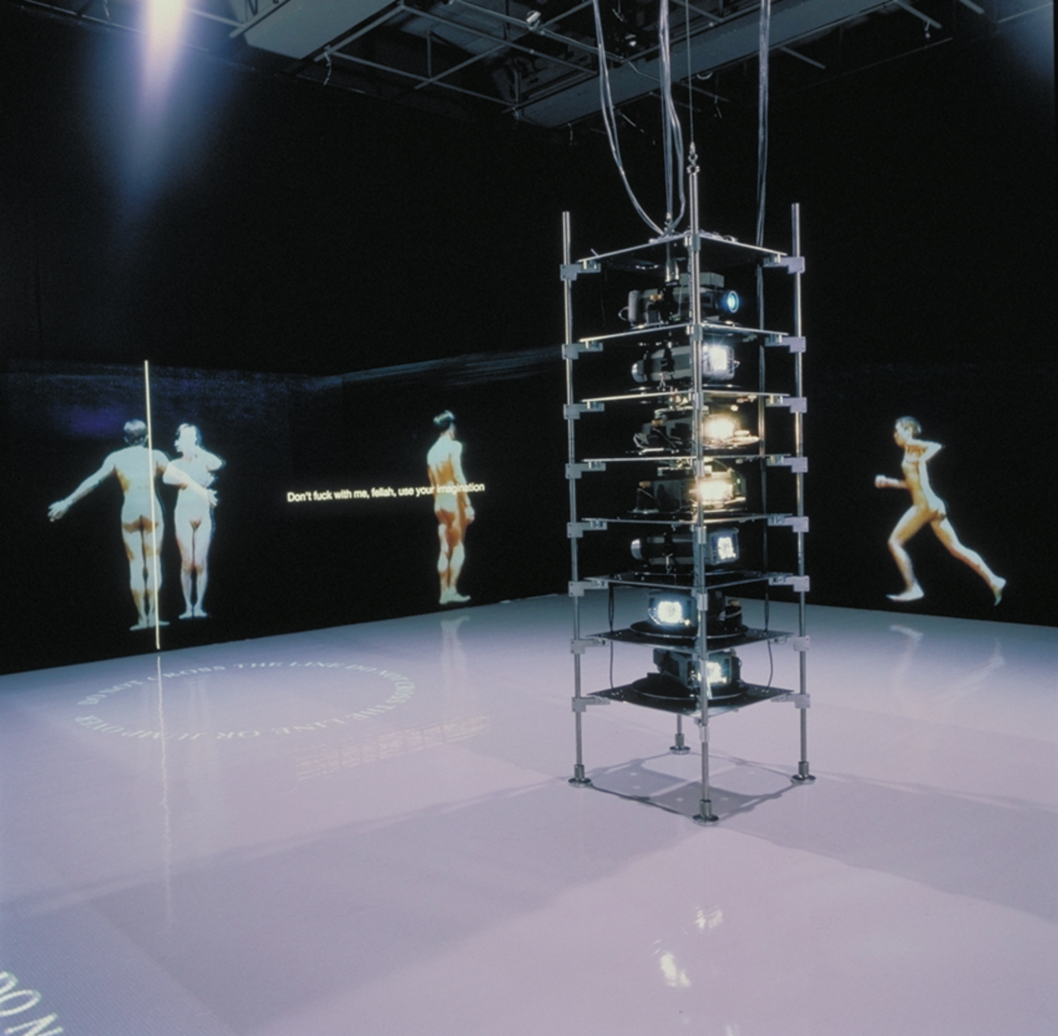 Teiji Furuhashi, Lovers, 1994. MoMA, New York (c) 2016 Dumb Type