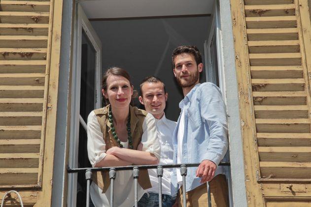 The Blank Project Proposal Residency 2014 - Christian Fogarolli e Jan Kaesbach