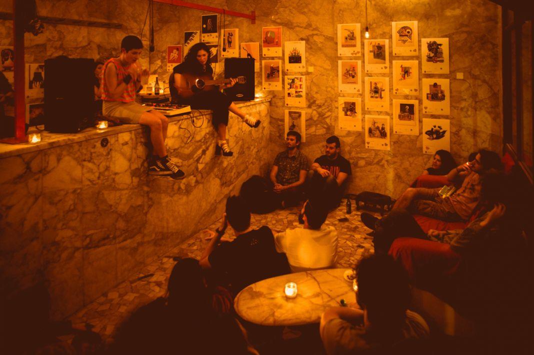 Timmerman, Artweek launch party