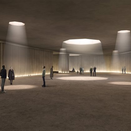 UK National Holocaust Memorial, il progetto Caruso St John Architects, Marcus Taylor e Rachel Whiteread