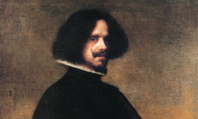 Un autoritratto di Diego Velazquez