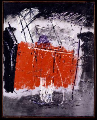 Vasco Bendini, Ipotesi ultime, 1963 - Bologna, MAMbo - Museo d'Arte Moderna - photo Paolo Righi, Meridiana Immagine