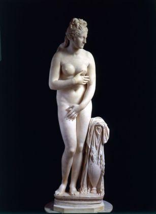 Venere capitolina, prima metà del II sec. d.C. - Roma, Musei Capitolini