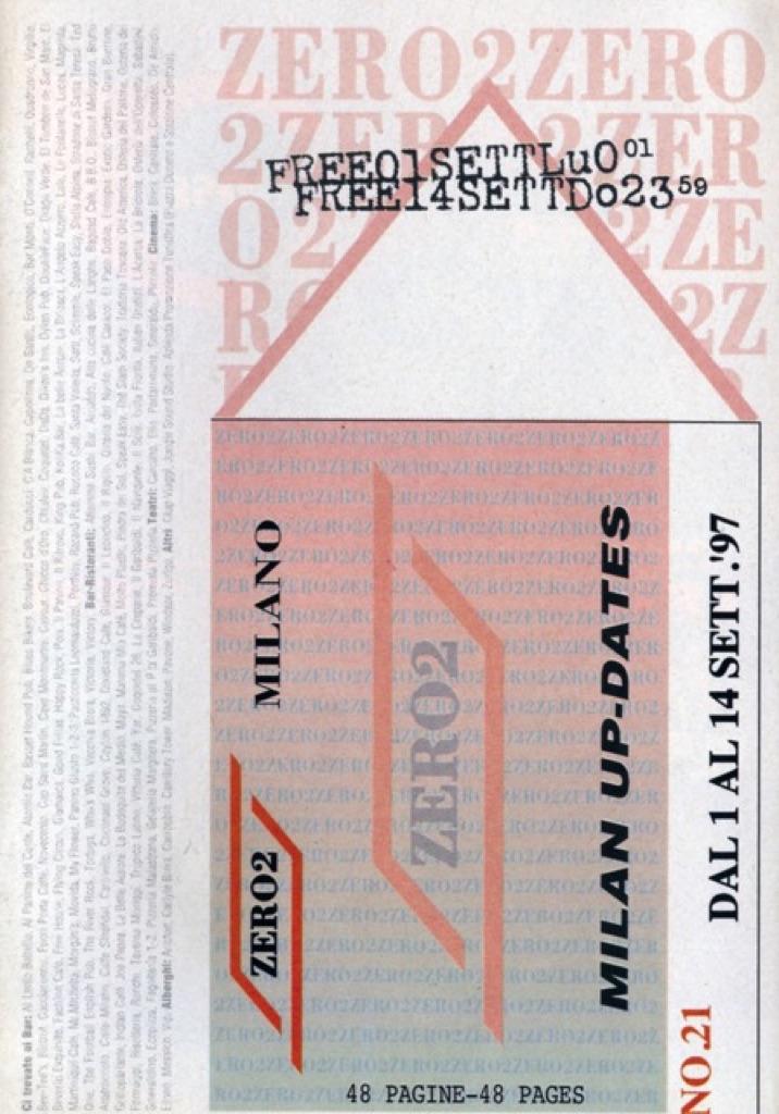 Zero. 1997. ATM