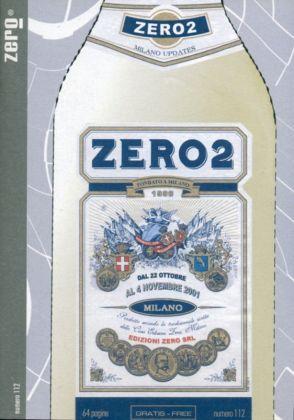 Zero. 2001. Martini
