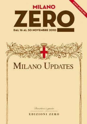 Zero. 2010. Teatro alla Scala
