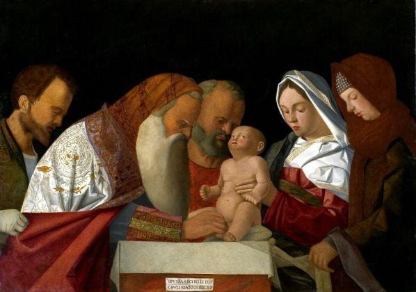 Marco Bello (Venezia, 1470 circa- 1523) Circoncisione ultimo decennio del xv secolo