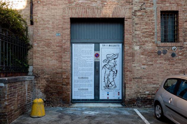 (A)-Round 1. Claus Pàtera per Patrizio Fracassi. Siena 2016