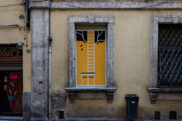(A)-Round 1. Giulio Bonasera per Italo Calvino. Siena 2016