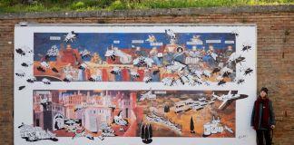 (A)-Round 1. Silvia Scaringella per Ambrogio Lorenzetti. Siena 2016