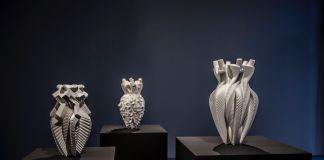 Addie Wagenknecht, Liberator Gun Vases, 2016. Photo © Hanneke Wetzer