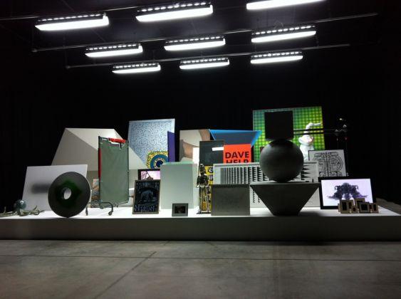All of the Above. Exhibition view at Palais de Tokyo, Paris 2011
