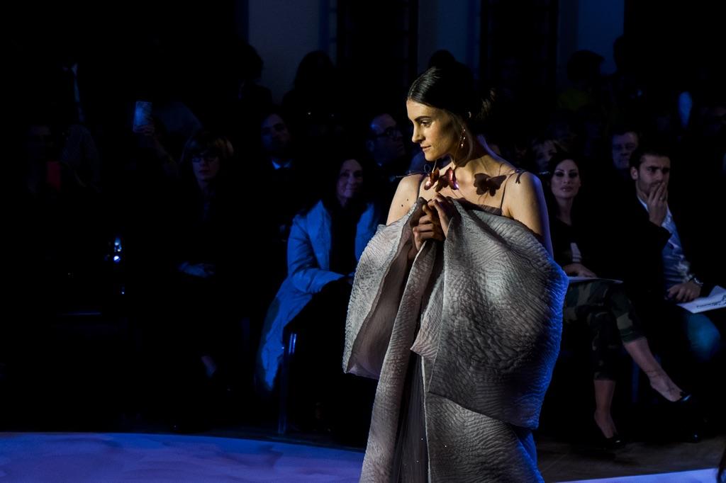 Altaroma 2017. Gattinoni Couture. Ph. Lucilla Loiotile