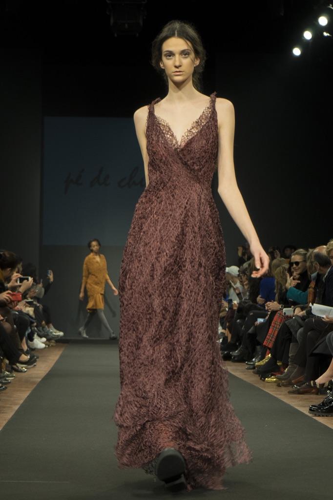 Altaroma 2017. Portugal Fashion. Pe' de Chumbo. Ph. Lucilla Loiotile