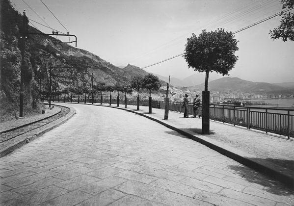 Atelier Vasari Roma, ss18 Tirrenica, Salerno, 1930, Courtesy Archivio Anas