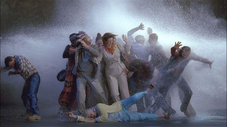 Bill Viola, Tempest (Study for The Raft), 2005. Courtesy Bill Viola Studio