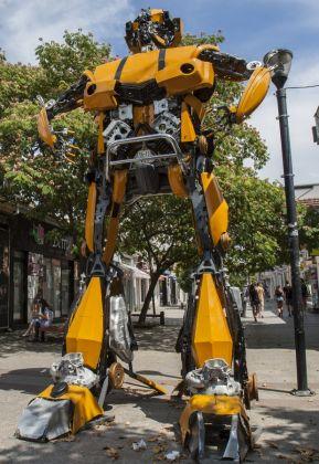 Bobo, Transformers Art ©Danilo Baletic