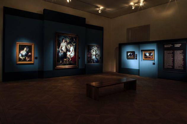 Brueghel. Capolavori dell'arte fiamminga. Exhibition view at La Venaria Reale, 2016-17