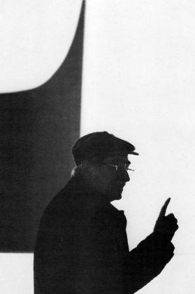 Carlo Cantini, Alberto Burri a Orsanmichele