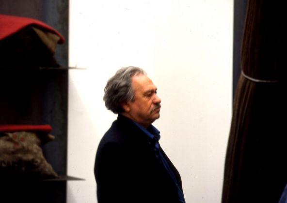 Carlo Cantini, Jannis Kounellis al Pecci di Prato