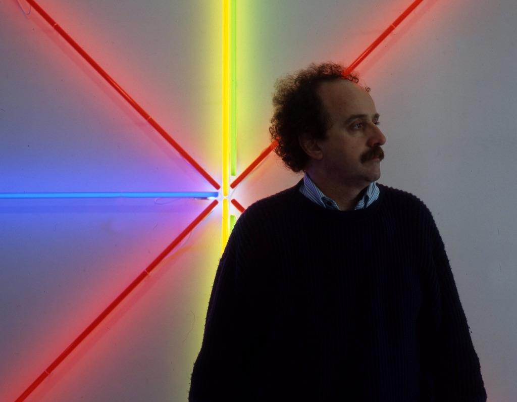 Carlo Cantini, Maurizio Nannucci alla Biennale di Venezia