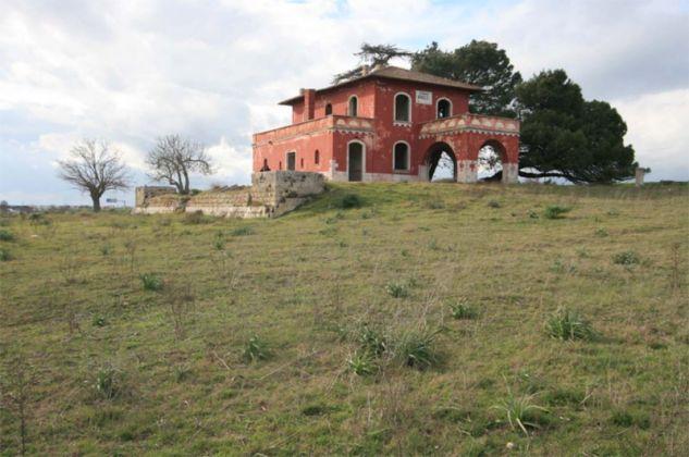 Casa Cantoniera Sabini, SS 96 Barese km 75+053, Comune di Altamura (Bari) © ANAS