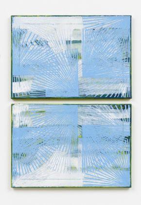 Clara Brörmann, Horizont 5, 2016. Federica Schiavo Gallery