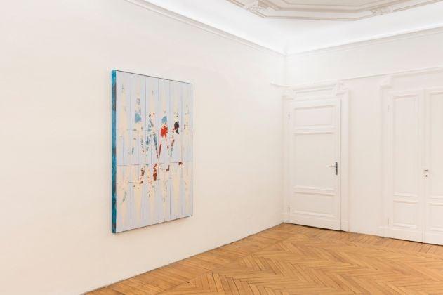 Clara Brörmann, Horizonte. Exhibition view at Federica Schiavo Gallery, Milano 2017. Photo Andrea Rossetti