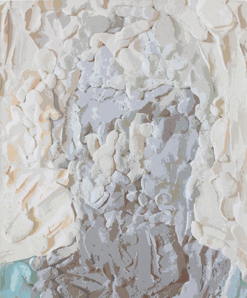 Cristiano De Gaetano, Morgan Le Fay III, 2008, acrilico su tela. Collezione privata. Photo Filippo Armellin