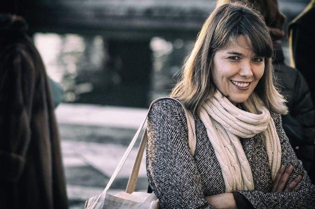 Cristina Baldacci. Photo Tommaso Gastaldi