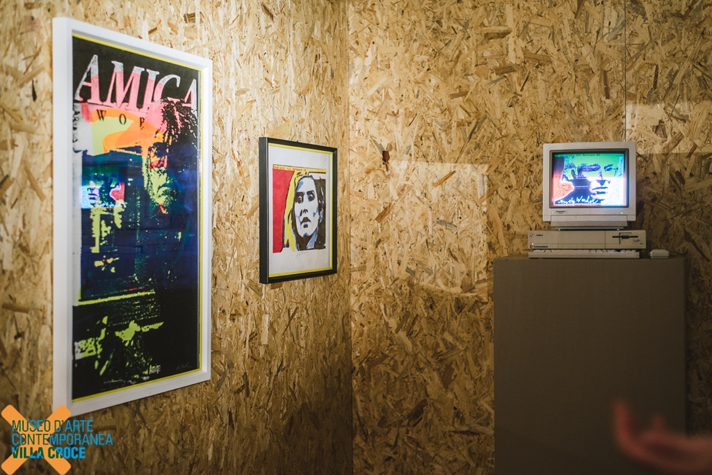 Digital Warhol. Museo d'Arte Contemporanea di Villa Croce, Genova 2017