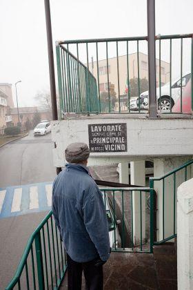 Fabrizio Bellomo, Espansa, Lumezzane (foto Giuseppe Fanizza)
