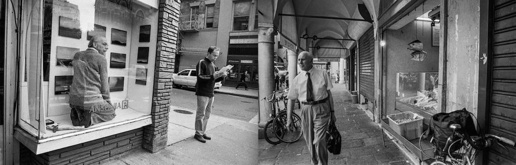 Francesca Magnani, Qui. Street stories tra Padova e New York