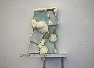 Franco Menicagli, Intervallo. Exhibition view at SRISA Gallery of Contemporary Art, Firenze 2017