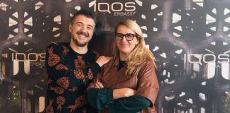 Gianluigi Ricuperati e Patricia Urquiola