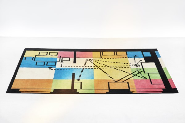Liam Gillick, Lihotsky Carpet,