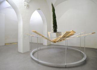 Giovanni Termini, Innesti. Exhibition view at Me Vannucci, Pistoia 2017. Photo Michele Sereni