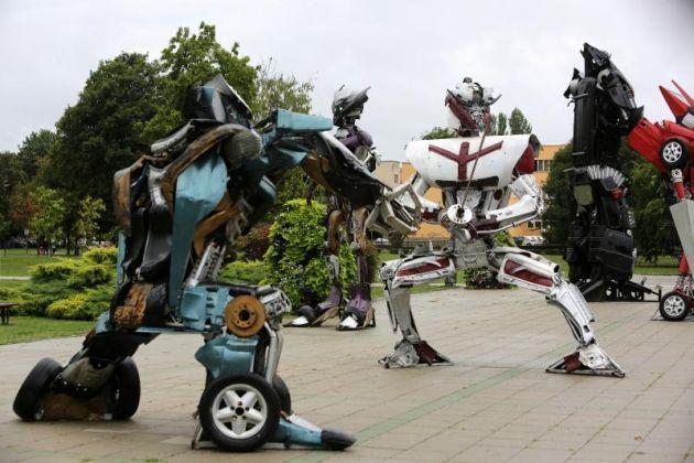 Group Transformers Art ©Danilo Baletic