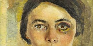 Hedith Kramer, The Black Eye (Jüdische Museum Wien) © Sebastian Gansriegler