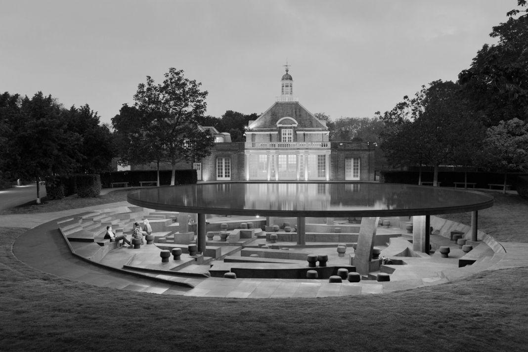Herzog & de Meuron + Ai Weiwei, Serpentine Gallery Pavilion, Londra 2012