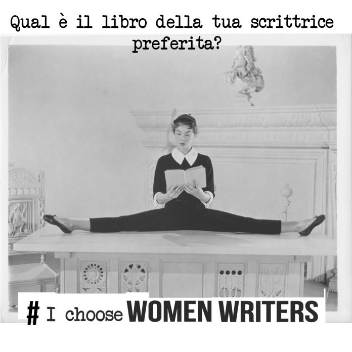 I Choose Women Writers