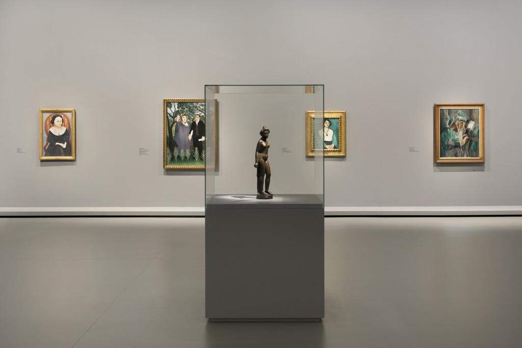 Icône de l'art moderne. La collection Chtchoukine. Exhibition view at Fondation Louis Vuitton, Parigi 2016. Photo Martin Argyroglo