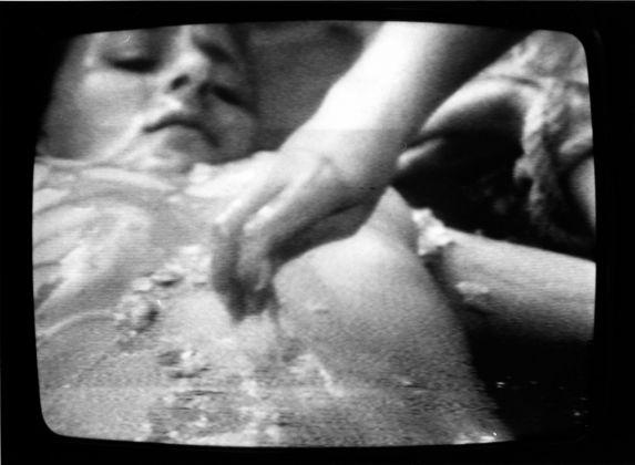 Janus, Sussulti e silenzio, 1979. Still da video