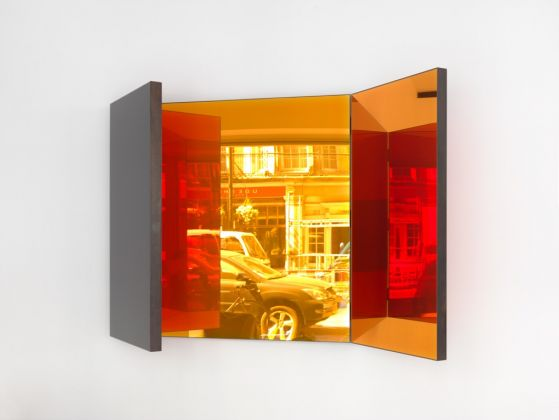 Jean Nouvel, Miroir A, 2014. Courtesy Gagosian Gallery, photo © Mike Bruce